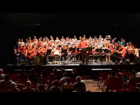 Spectacle de fin d'année - Ecole de musique des Pieux