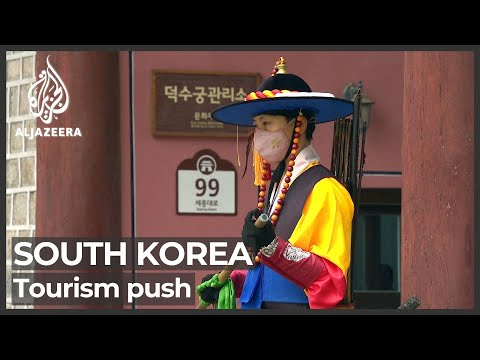 South Korea: Govt tries to boost battered tourism sector