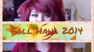 Fall Haul 2014 Thumbnail