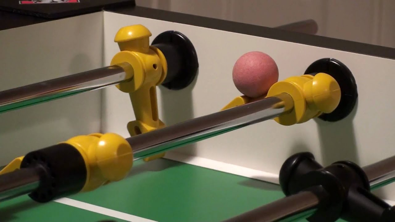 Best Foosball Shot Ever (learn How)   YouTube