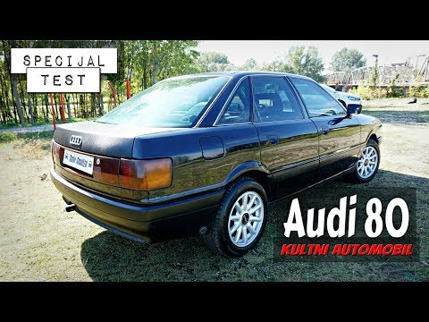 Specijal test: Audi 80 (B3) -