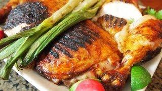 Borracho Chipotle Chicken Recipe (Mexican Grilled Chicken)