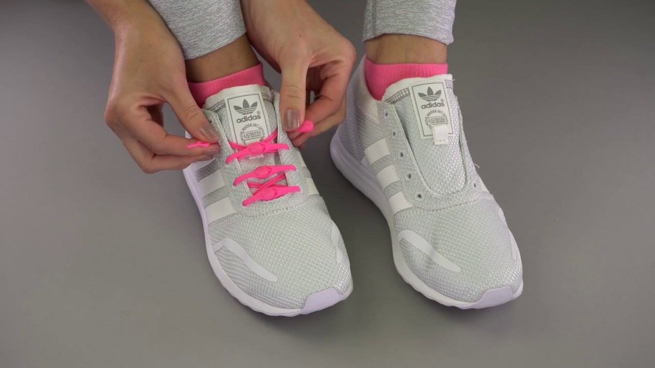 Hickies Lacing System Tight - YouTube