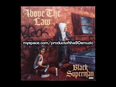 Above The Law - Black Superman Instrumental [ FL Studio Remake ]