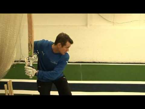 Back Foot Forcing Shot and Drills