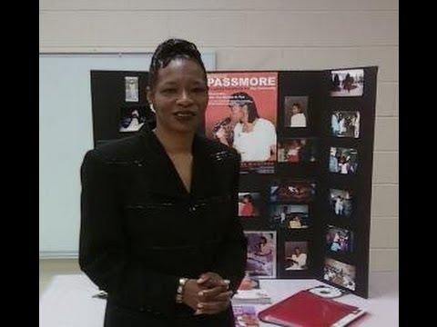 Evangelist Miriam Passmore - The Woman In Me