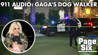 Police audio reveals moments following shooting of Lady Gaga's dog walker Ryan Fischer | Page Six