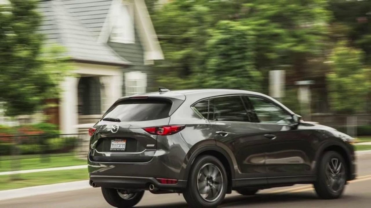6 2018 mazda cx 5 fuel economy review - youtube