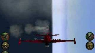 Crimson Skies Race