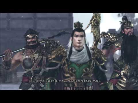 Dynasty Warriors 7: XL - Shu Story Mode 2 - Elimination of Dong Zhuo