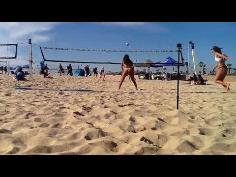 Kelli Agnew, RPM, AVP First, November 18-19, 2017, Huntington Beach, Ca