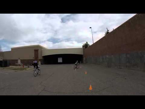 ALP Cycles Coaching Bike Handling Drills