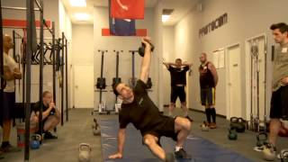 "CrossFit - ""The Turkish Get-Up Series: The Steps"" with Jeff Martone (Journal Preview)"