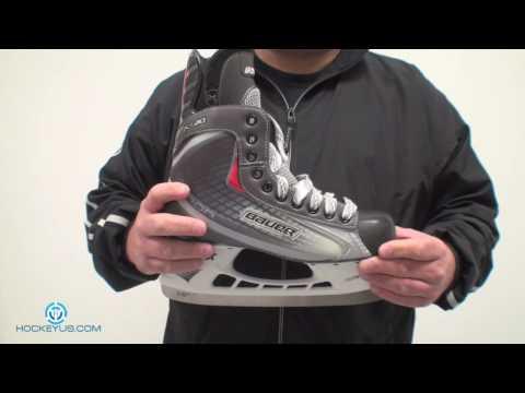 Bauer X40 Skates Review