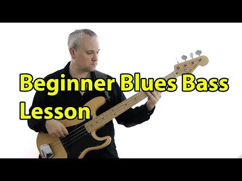 Beginner Blues Bass
