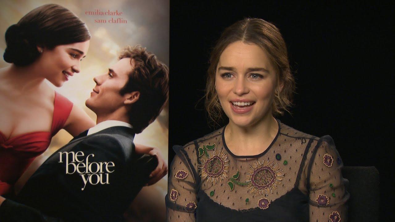 Emilia Clarke Ein Ganzes Halbes Jahr