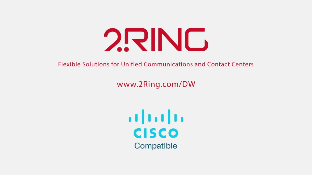 2Ring - Unified Communications and Contact Centers Solution