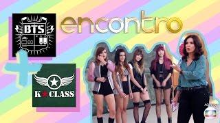 Gambar cover BTS e KClass Dance Group [Encontro com Fátima Bernardes 20.03.17]