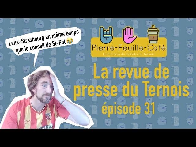 Pierre, feuille, café #31 - la revue de presse locale du Gobelin