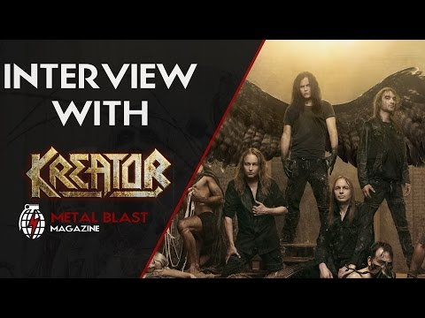 The War Is Happening - Interview with Kreator