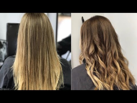 HOW TO MELT DOWN  BASE COLOR TO COLOR MELT TO AN OMBRE'/styling tutorial. 2017