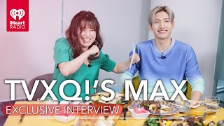 MAX From TVXQ! Talks Legendary Career, All Things 'Chocolate' + More!