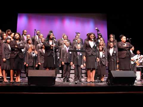 Young, Gifted & Black (Nina Simone)  Part 1 Wiley College A Capella Choir