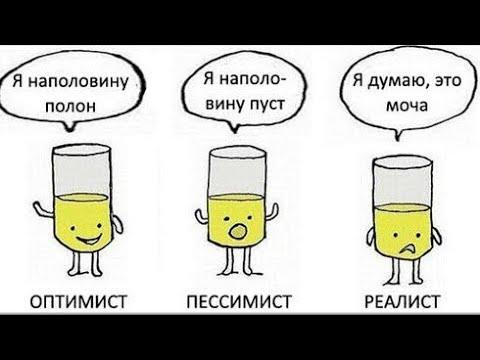 Кем быть? Оптимистом, пессимистом или реалистом