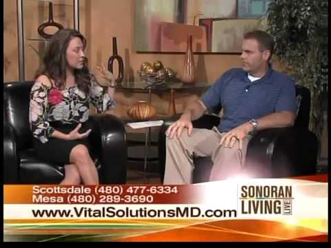 Get rid of acid reflux and bloating with Vital Solutions MD