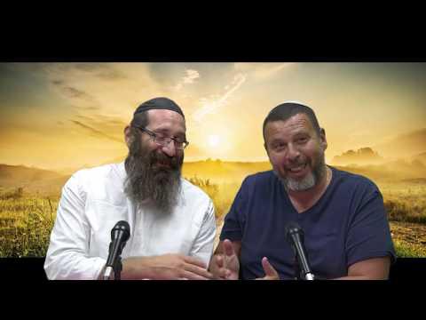 TEEN TORAH 9, PARACHAT NITSAVIM (51eme Parachat) - Rav Jeremy Azar et Fabrice