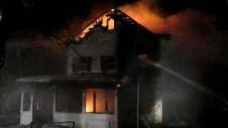 Fire At 541 Francis Street, Carthage, Ny On Feb. 11, 2007