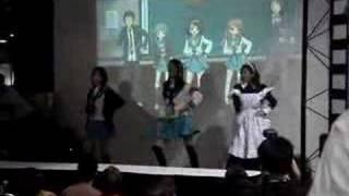 haruhi dance Anime expo 2007