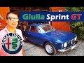 SERIAL DRIVER : essai vintage Alfa Romeo Giulia Sprint GT