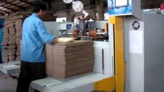 CLC-GL1426 Semi auto Stitcher, Corrugated box making machine, carton stitching machine