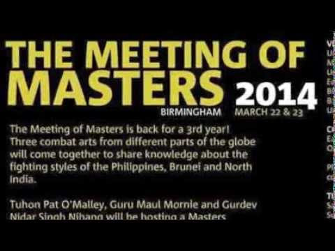 3 Masters Seminar - Pat O'Malley, Maul Mornie, Nidar Singh