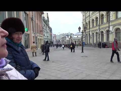 29 марта экскурсия Москва Кузнецкий мост