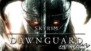 SKYRIM Dawnguard 1 - DLC Gameplay - Let´s play  DE deutsch