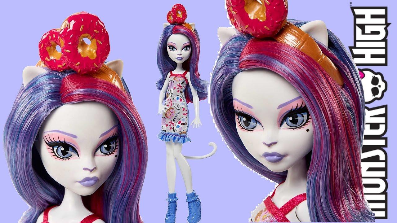 Catrine demew popular catrine demew doll buy cheap catrine demew doll - Dessert Themed Catrine Demew Monster High Review