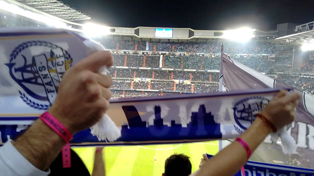 Real Madrid - Malmö - FANS RMCF - YouTube