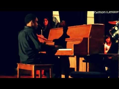 My Performance @ Westview Centennial S.S(Saxophone Solo and Piano Medley) by @SimonTLendore