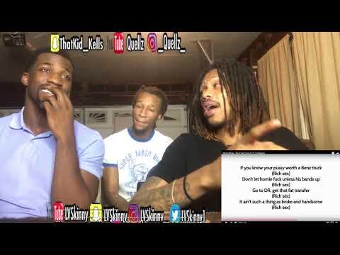 Nicki Minaj ft. Lil Wayne - Rich Sex (Reaction Video)