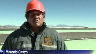 Litio, el oro blanco de Bolivia