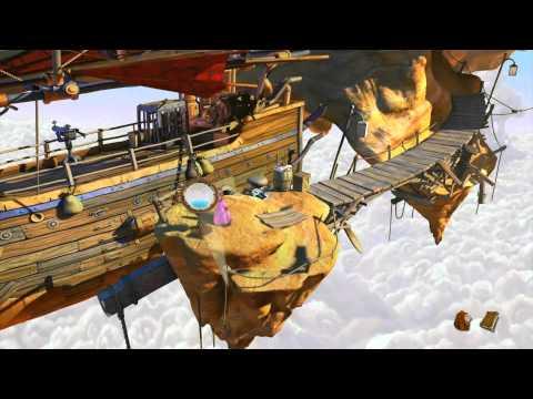 The Book of Unwritten Tales 2 - Console Release Trailer EN