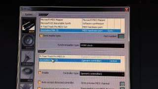M-Audio Keystation Mini 32 running in FL Studio