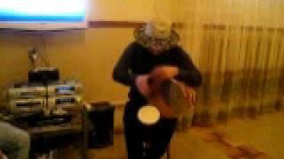 Порванный барабан