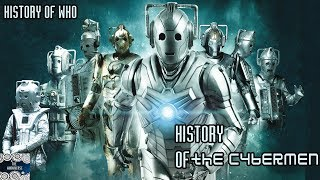 History of the Cybermen - History of Doctor Who