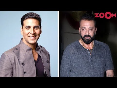 Akshay Kumars Special Gesture Towards Sanjay Dutt For Housefull '