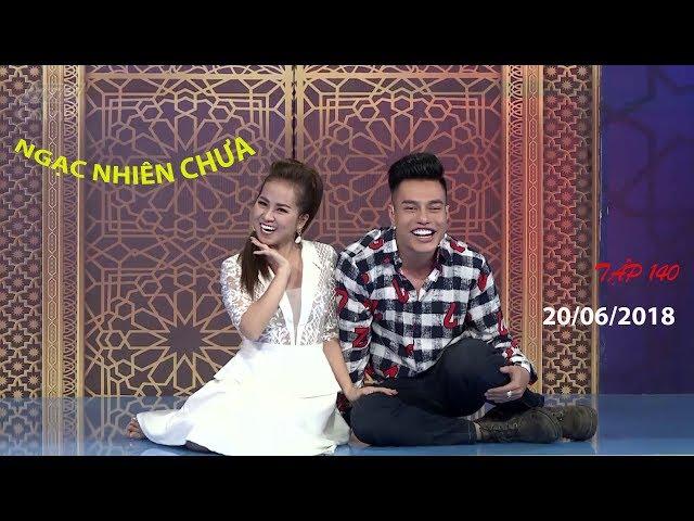 HTV NGẠC NHIÊN CHƯA | Lê Dương Bảo Lâm - Thảo Ly | NNC #140 FULL | 20/6/2018