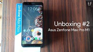 Asus Zenfone Max Pro M1 (4GB+64GB) Unboxing with Camera Samples | Unboxing #2 | Tech Fibre