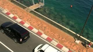 アキーラさん散策④モナコ公国・モナコグランプリF1コース,Formura1-course,Monaco